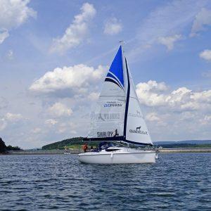 Jacht Samotny Wilk(2)
